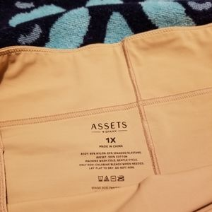 Assets by Spanks shaper shorts